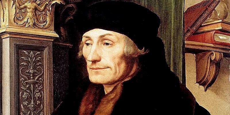 Эразм Роттердамский - европейский гуманист, философ и писатель