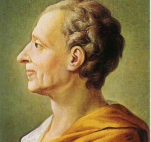 Монтескье Шарль Луи Французский писатель, правовед и философ