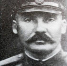 генерал- майор П.А. Диброва