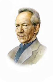 100 лет со дня рождения  Василия Хомченко  (Белорусский советский писатель)