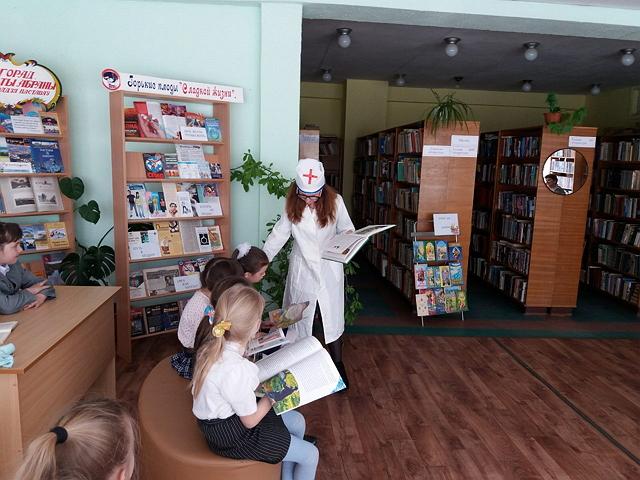 Поставская библиотека