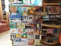 Художественная выставка «Но скучала душа по открытке картонной…»