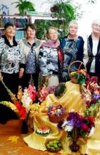Осенние посиделки  «Мой маленький огород — здоровье и доход»