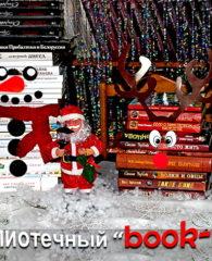 Новогодний книговик