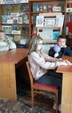Неделя нулевого травматизма в библиотеке